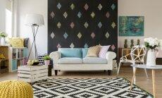 Pārkrāsošanas alternatīvas – radoši veidi, kā mainīt sienu noformējumu telpās