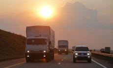 Ukraina pieļauj, ka līdz ar humānās kravas piegādi var sākties Krievijas iebrukums (19:57)