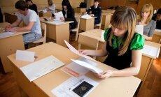 9-классница расплакалась из-за сложного экзамена по математике. А вы бы сдали?