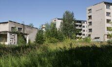 Bijušo Skrundas militāro pilsētiņu nodos Aizsardzības ministrijai