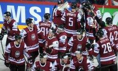 Zināmi Latvijas hokeja izlases pretinieki nākamā gada čempionātā