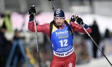 Расторгуев — вице-чемпион мира по биатлону среди военнослужащих