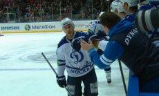 Karsumam vārtu guvums; Maskavas 'Dinamo' atspēlējas no trīs vārtu deficīta