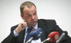 Bijušā ENAP priekšnieka Gudermaņa firma vēlas piegādāt dabasgāzi