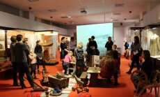 Latvijas Nacionālajā vēstures muzejs aicina uz nodarbību bērniem 'No liniem līdz kreklam'