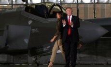 Tramps uz Afganistānu nosūtīs vēl 3000 karavīru