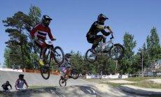 Rihards Veide: vēlos startēt Pasaules kausa BMX posmā Latvijā pilnu tribīņu priekšā
