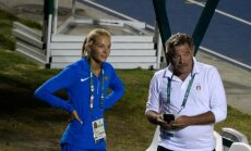 CAS tomēr ļauj Klišinai startēt Riodežaneiro olimpiskajās spēlēs