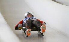 Kamaniņu braucējs Rozītis izcīna desmito vietu pasaules čempionātā