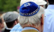 Ebreju kopiena: Saeimas lēmums ir nozīmīgs solis vēsturiskā taisnīguma atjaunošanā