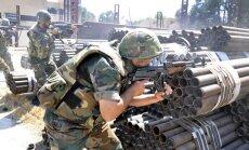 Сирийская армия наступает на позиции повстанцев, Путин доволен ходом операции