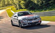 BMW jaunajai 3. sērijai sola īpaši jaudīgu četrcilindru motoru