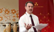 Bijušais ministrs Kristovskis pēc amata atstāšanas 'iedzīvojies' parādos