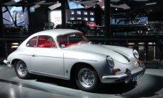 Rīgas Motormuzeja jaunums – sporta auto ikona 'Porsche 356'
