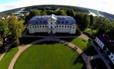 Latgaliskas brīvdienas Krāslavā – 146 ezeri, Daugavas loki, pils un amatnieki