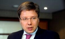 Kārtējo reizi noraida opozīcijas ierosinājumu pētīt Ušakova popularitātes tēriņus