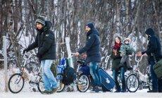Avots: Nelegālo imigrantu transportēšanu uz Somiju organizē Krievijas FDD