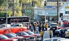 В Лос-Анджелесе мужчина захватил заложников в магазине