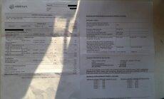 Lasītājs šokā par 'Elektrum' rēķinu: 200 eiro pārmaksa trīs mēnešos pāraug parādā