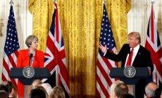 Reuters: Мэй и Трамп обсудят Brexit на Генеральной ассамблее ООН
