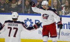 ВИДЕО: Эффектный гол Панарина огорчил команду Гиргенсонса в чемпионате НХЛ