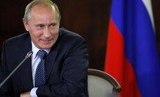 Putins noraida nostājas maiņu par Sīriju, Obamas uzvaras gadījumā prognozē vienošanos par pretraķešu sistēmu