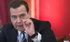 Медведев рассказал, что делал в день массовых акций протеста