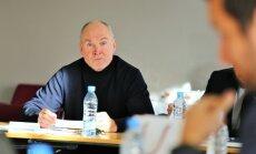 Indriksons pilda solījumu un ar iesniegumu apliecina aiziešanu no LFF prezidenta amata