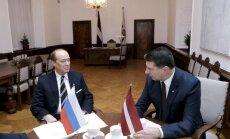 Вейонис и Вешняков считают необходимым активизировать работу межправительственной комиссии