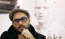 Serebreņņikovs saņēmis prestižo Krievijas teātra balvu 'Zelta maska'