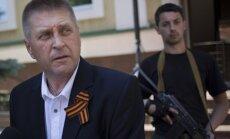 Slovjanskas 'mērs' žēlojas par Krievijas kuratoru nodevību un nepaklausīgajiem čečenu algotņiem