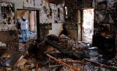 Sodīti Kondozas slimnīcas bombardēšanā iesaistītie ASV karavīri