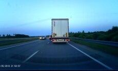 ВИДЕО: Как таких наказывать? Рискуя чужими жизнями, водитель идет на обгон