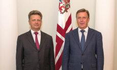 Кучинскис: Латвия — за конструктивное и практическое сотрудничество с Россией