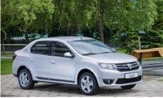 Dižpārdokļa 'Dacia Logan' jubilejas versija '10 Ani'