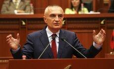 Albānijas prezidenta amatā ievēl sociālistu līderi