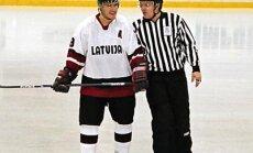 Latvijas hokeja izlasei olimpisko spēļu atlases turnīrā, visticamāk, nevarēs palīdzēt Karsums