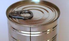 Skārda konservu kārbu ražotājam 'Kalmeta' Krievijas embargo dēļ jāmeklē jauni noieta tirgi