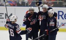 ASV hokejisti nodrošina uzvaru apakšgrupā