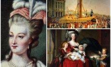 Marija Antuanete – karaliene, kurai bija lemts kļūt par pēdējo Francijā