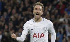 'Hotspur' Čempionu līgā sakauj 'Real'; Agvero kļūst par Mančestras 'City' rekordistu