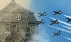 Noslēpumainā lidotāju un daudzstāvu namu pasaule: Iļģuciems un Spilve