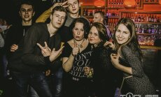 Foto: Kombuļu Inese ālējas ballītē Jelgavā