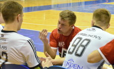 Latvijas handbola izlases galvenais treneris: ceru, ka PČ kvalifikācijā ar realizāciju viss būs kārtībā