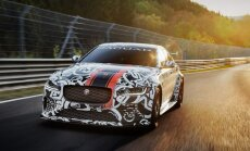 Visjaudīgākais 'Jaguar' sērijveida auto būs 'XE' ar 600 ZS