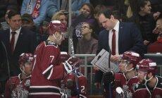Ankipāns: hokejisti kustējās pareizajos virzienos un spēlēja tikpat kā bez kļūdām