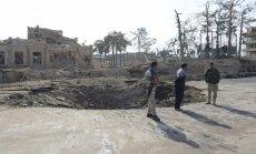 Latvijas karavīri talibu uzbrukumā nosargājuši Vācijas konsulāta ēku Afganistānā