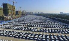 Vācijas ražotāji Eiropā atsauks 630 tūkstošus automašīnu