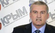 Krimas referenduma rezultātus nevarēs apstrīdēt, apgalvo Krimas premjers
