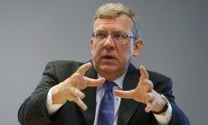 Krievijā iestājas pilnīga ekonomikas krīze, atzīst bijušais finanšu ministrs